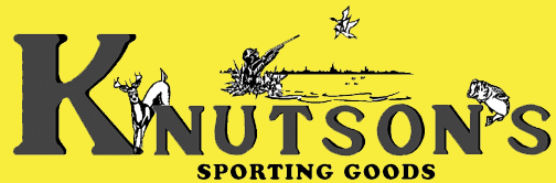 Knutson's Sporting Goods - log