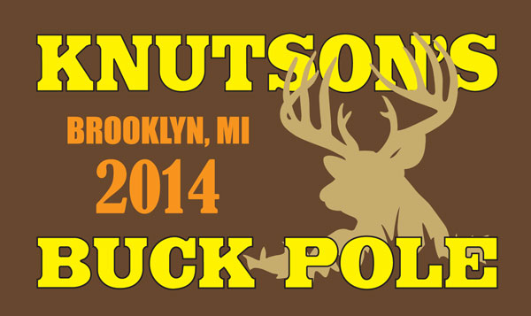 2014 Buck Pole Hat Design